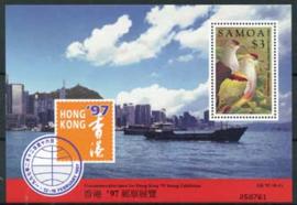 Samoa, michel blok 58, xx