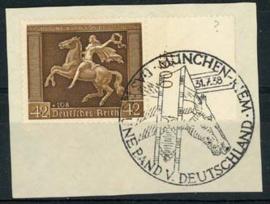Duitse Rijk, michel 671, o