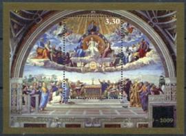 Vatikaan, michel blok 33, xx
