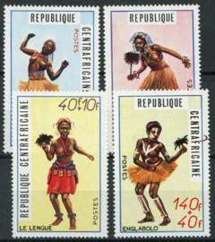 Centrafricain, michel 230/33, xx
