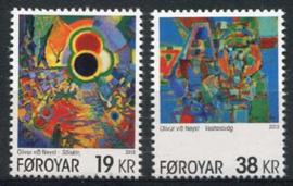 Faroer, michel 790/91, xx