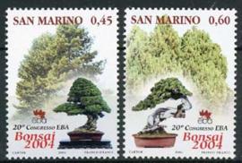 S.Marino, michel 2142/43, xx