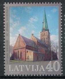 Letland, michel 620, xx