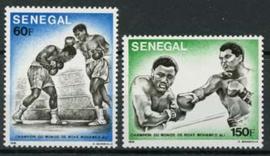 Senegal, michel 624/25, xx
