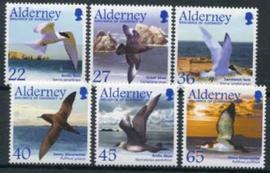 Alderney, michel 212/17, xx