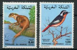 Marokko, michel 917/18, xx