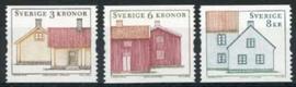 Zweden, michel 2419/21, xx