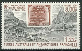 Antarctica Fr., michel 450, xx
