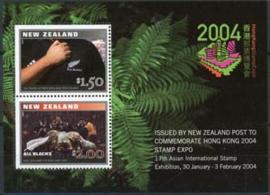 N.Zeeland, michel blok 166, xx