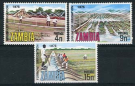 Zambia, michel 159/61, xx