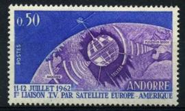 Andorra Fr., michel 178, xx