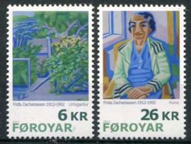 Faroer, michel 728/29, xx