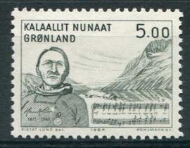 Groenland, michel 153, xx