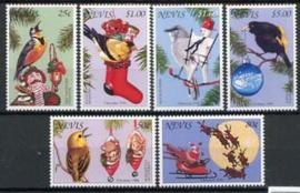 Nevis, michel 1068/73, xx