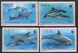 Niue , michel 822/25, xx