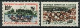 Mauretanie, michel I / II II , xx