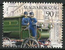 Hongarije, michel 4470, xx