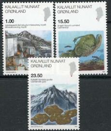 Groenland, michel 542/44, xx
