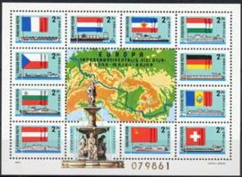 Hongarije, michel blok 128 A, xx