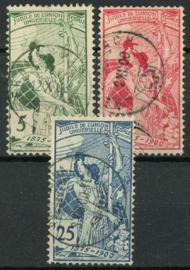 Zwitserland, michel 71/73 , o