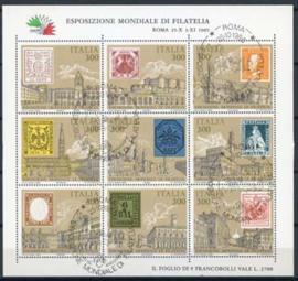 Italie, michel kb 1945/53, o