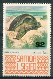 Samoa, michel 284, xx