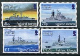Falkland, michel 1262/65, xx