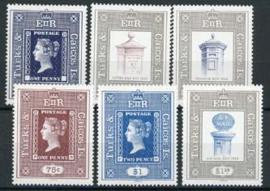 Turks, michel 930/35, xx