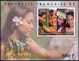 Polynesie, michel blok 25, xx