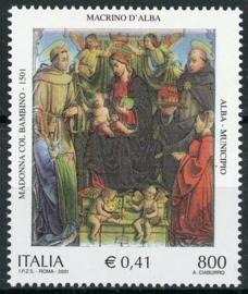 Italie, michel 2797, xx