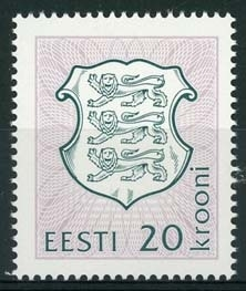 Estland, michel 212 , xx