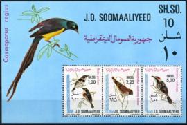 Somalie, michel blok 10, xx