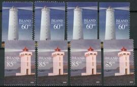 IJsland, michel 1007/08 D/E, xx