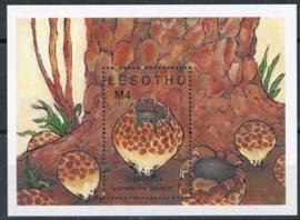 Lesotho, michel blok 64, xx