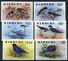 Barbuda, michel 261/66, xx
