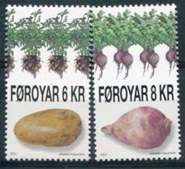 Faroer, michel 708/09, xx
