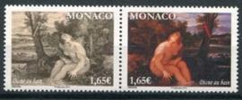 Monaco, michel 3181/82, xx