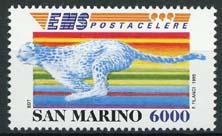 S.Marino, michel 1639, xx