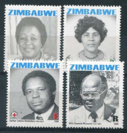 Zimbabwe, michel 905/08, xx