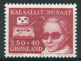 Groenland, michel 142, xx