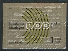 Finland, michel 1785, xx