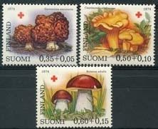 Finland, michel 753/55, xx