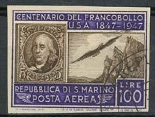 S.Marino, michel 396 B, o