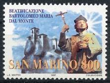 S.Marino, michel 1731, xx