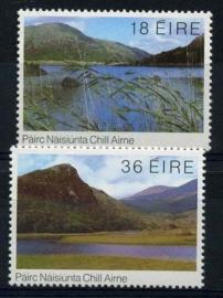 Ierland, michel 460/61, xx
