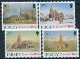 Jersey, michel 591/94, xx