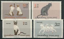 Thailand, michel 588/91, xx