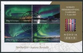 IJsland, michel blok 58, o
