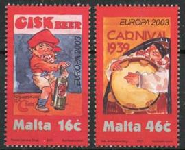 Malta, michel 1274/75, xx