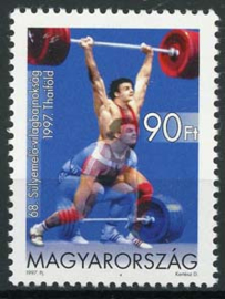 Hongarije, michel 4473, xx